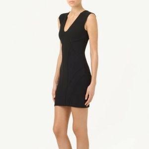 Aritzia Talula Woodhaven bodycon dress size 4